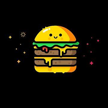 Burger von lucata