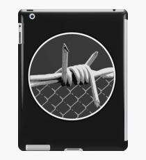 wire iPad Case/Skin
