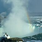 Niagara Falls In Winter by mcworldent