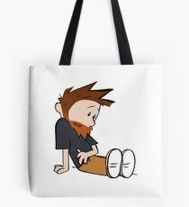 Calvin n Hobbes Style! Tote Bag