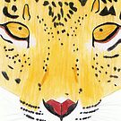 Leopard by Happykitty