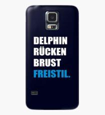 Schwimmen Hülle & Skin für Samsung Galaxy
