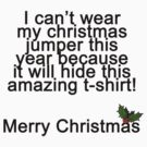 Christmas Jumper by Carl Eyre