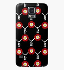 Anne Boleyn tudor rose Case/Skin for Samsung Galaxy