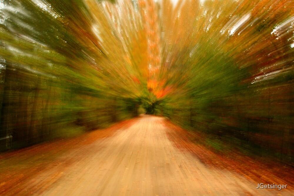 Trail Zoom by JGetsinger