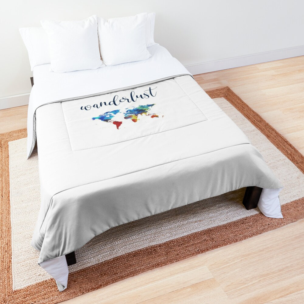 WANDERLUST Comforter