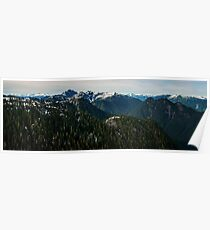 Grouse Mountain, Vancouver Poster