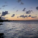 Belize City Sunset #1 by Rachel Jeffrey