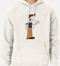 Garfield Style! Pullover Hoodie
