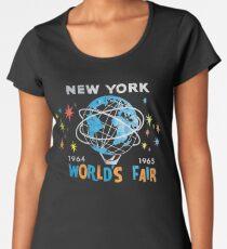 New York World's Fair Women's Premium T-Shirt