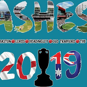 Ashes 2019 by indigowhisky