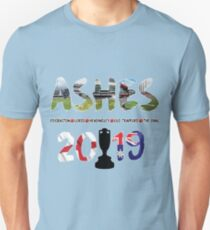 Ashes 2019 Unisex T-Shirt