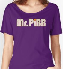 Mr. Pibb Women's Relaxed Fit T-Shirt