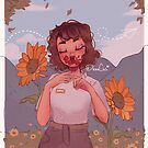 Sunflower by Dreachie