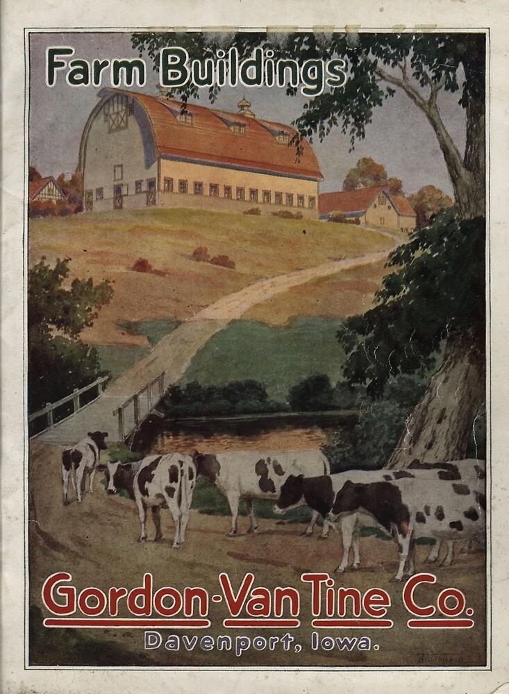 Farm Building Catalog 1923 by Douglas E.  Welch