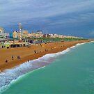 Brighton Beach by TalBright