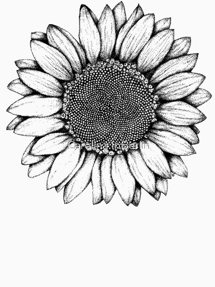 Sonnenblume von CarolinaMatthes