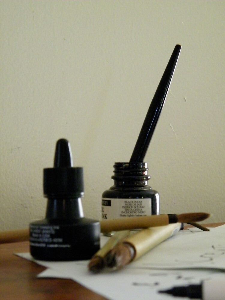 Tools of the writing craft by PASpencer