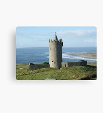 Donagore Castle Canvas Print