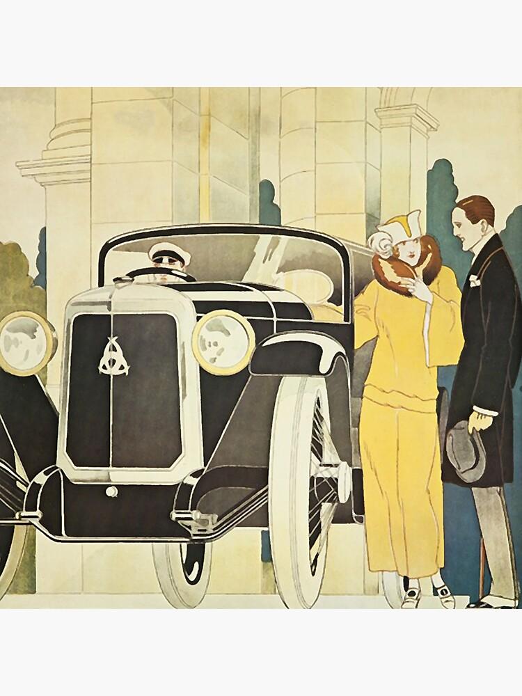 Art Deco Rendevous by tcarey