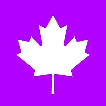 Canadá - Violeta de diram
