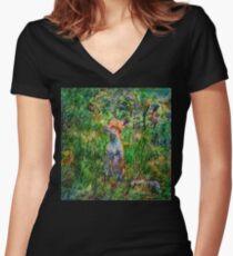 Summer Wine 28 Women's Fitted V-Neck T-Shirt