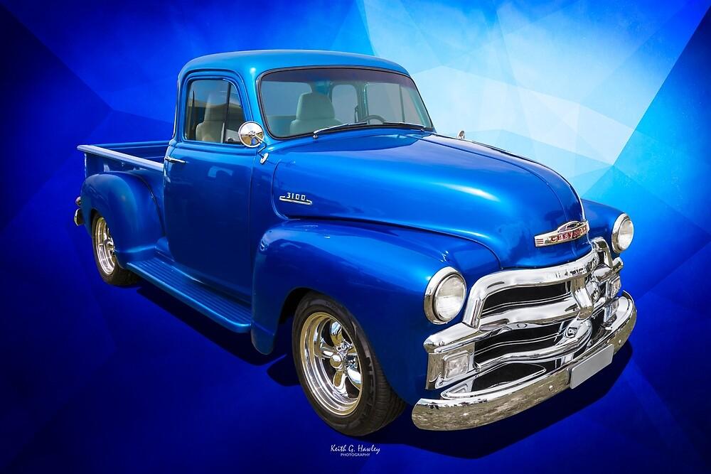 54 Blue by Keith Hawley