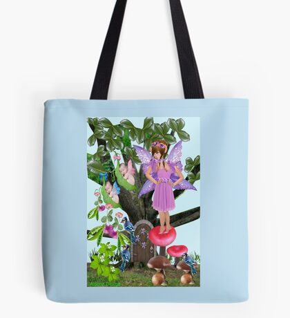 watching over twins  (2589 Views) Tote Bag