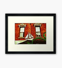 Sail away with Me...Part 1 Framed Print