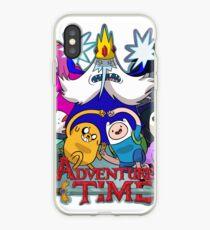 Adventure Time! iPhone Case