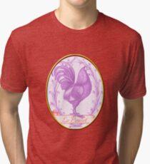 Le Poulet Tri-blend T-Shirt