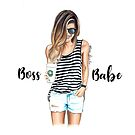 Boss Babe by Elza Fouche