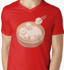 Xiao Long Bao V-Neck T-Shirt