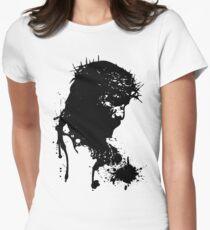blood_saviour Women's Fitted T-Shirt