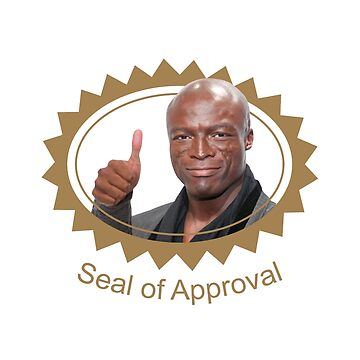 Official Seal of Approval by iWumbo