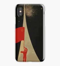 all the way up to the stars  - soviet union propaganda iPhone Case