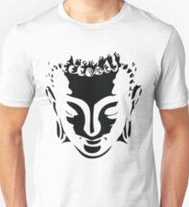 buddah face Unisex T-Shirt