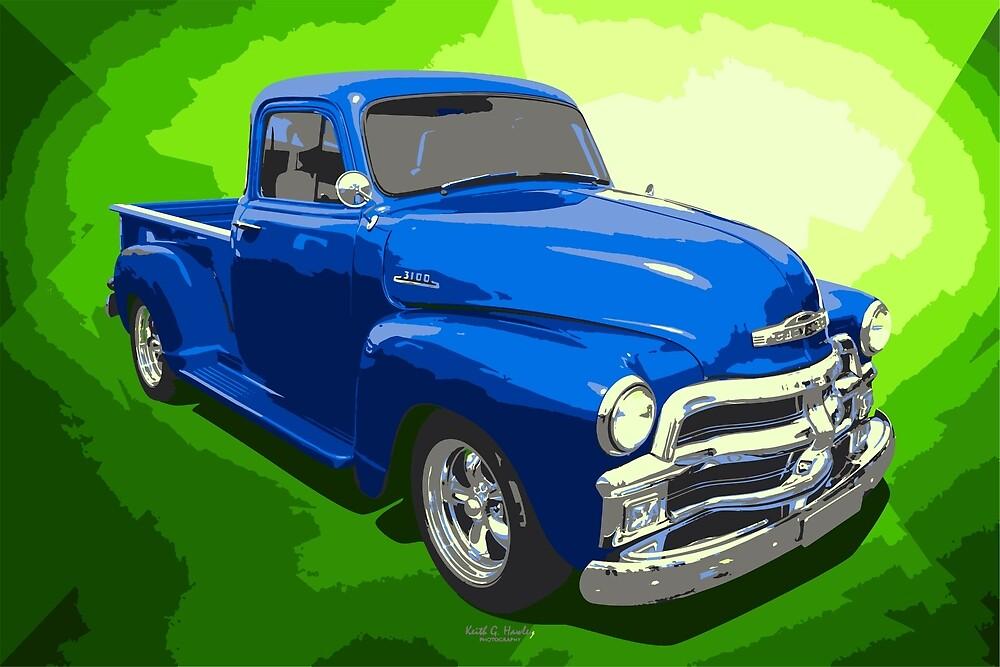 Chevy Vector by Keith Hawley