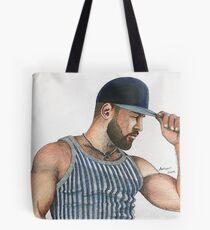 Baseball cap Tote Bag