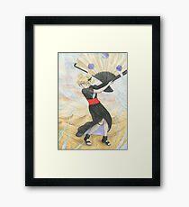 Temari (Naruto) Framed Print