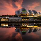 The Sage at Sunset by Great North Views