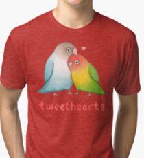 Tweethearts Tri-blend T-Shirt