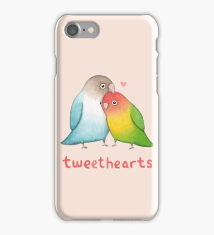Tweethearts iPhone Case/Skin