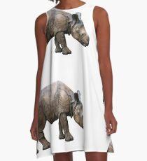 Rhinoceros A-Line Dress