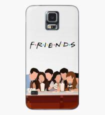 Funda/vinilo para Samsung Galaxy Friends Serie