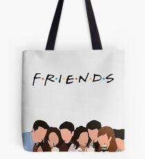 Bolsa de tela Friends Serie