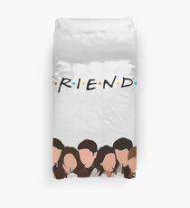 Friends Show Duvet Cover