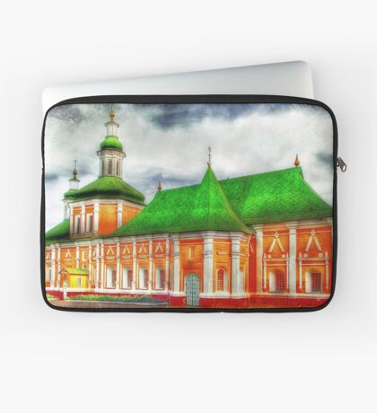 Ukrainian Church  Laptop Sleeve