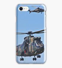 Chopper one to Chopper two... iPhone Case/Skin
