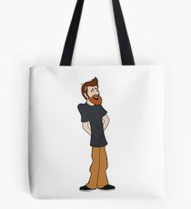 Scooby-doo Style Tote Bag